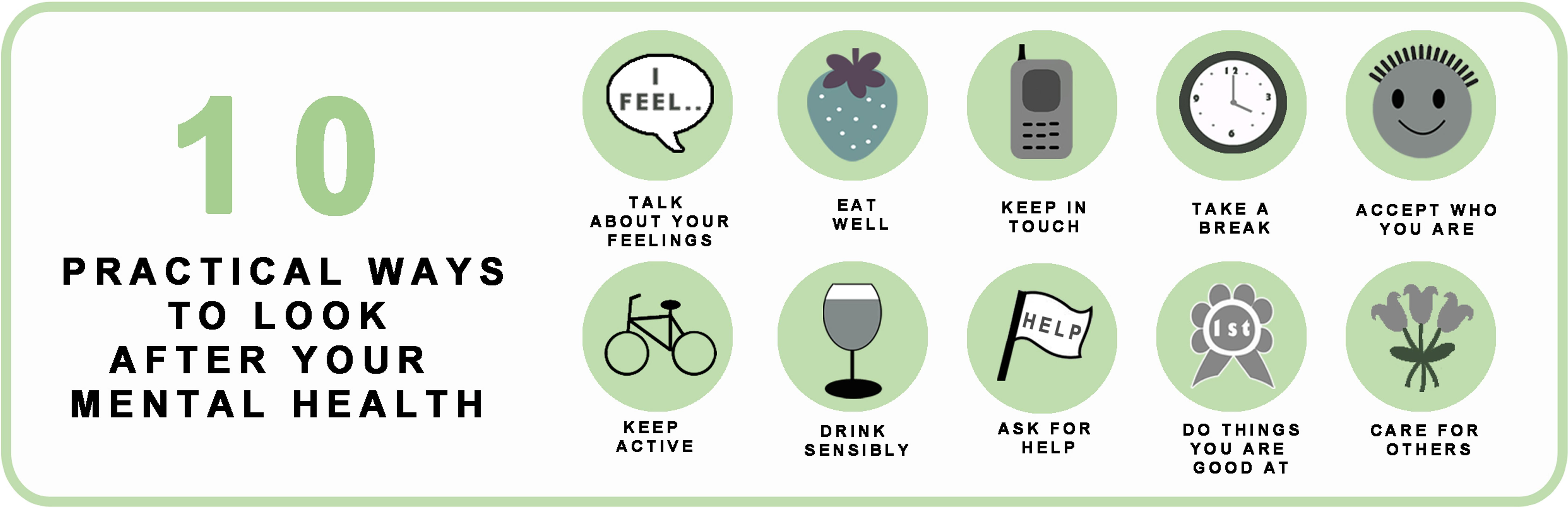 15 Most Practical Ways To Improve Yourself: The Bradford On Avon & Melksham Health Partnership